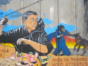 Graffiti, West Bank