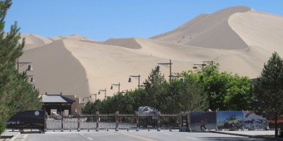 The Start of a Silk Road